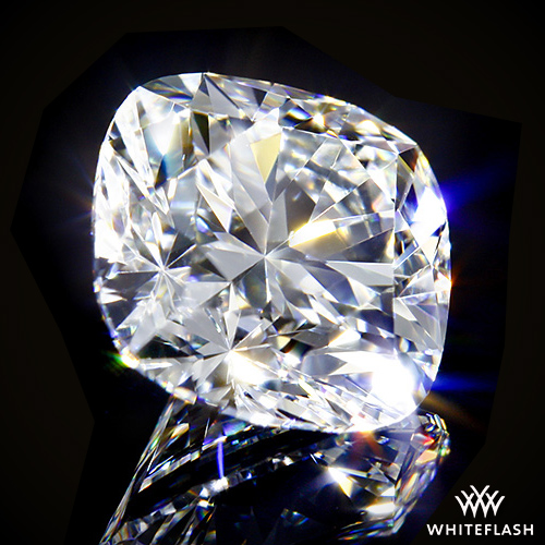 Cushion Cut Diamond Glamour Image