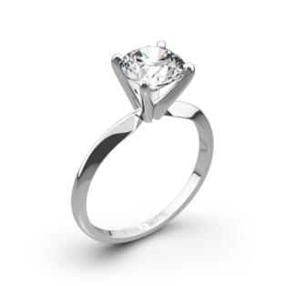 Ritani 1RZ7286 Knife-Edge Solitaire Engagement Ring