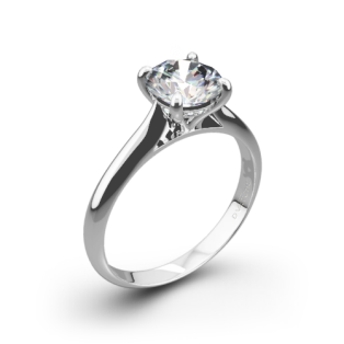 Vatche 187 Caroline Solitaire Engagement Ring
